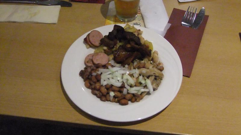 De Drentse maaltijd van Roelof
